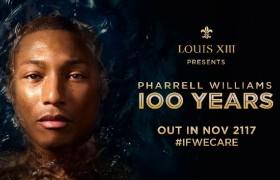 路易十三联袂Pharrell Williams呼吁关注全球气候变暖