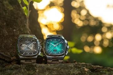 全新计时腕表,演绎色彩之舞 格拉苏蒂原创七零年代大日历计时腕表荣添绿色和灰色特别限量版