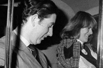 卡米拉少女时期好美查尔斯王子一见钟情35年后总算修成正果
