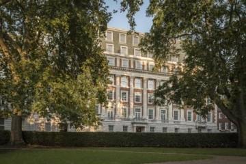格罗夫纳广场一号外观揭幕于伦敦梅菲尔盛迎首批超级富豪入住